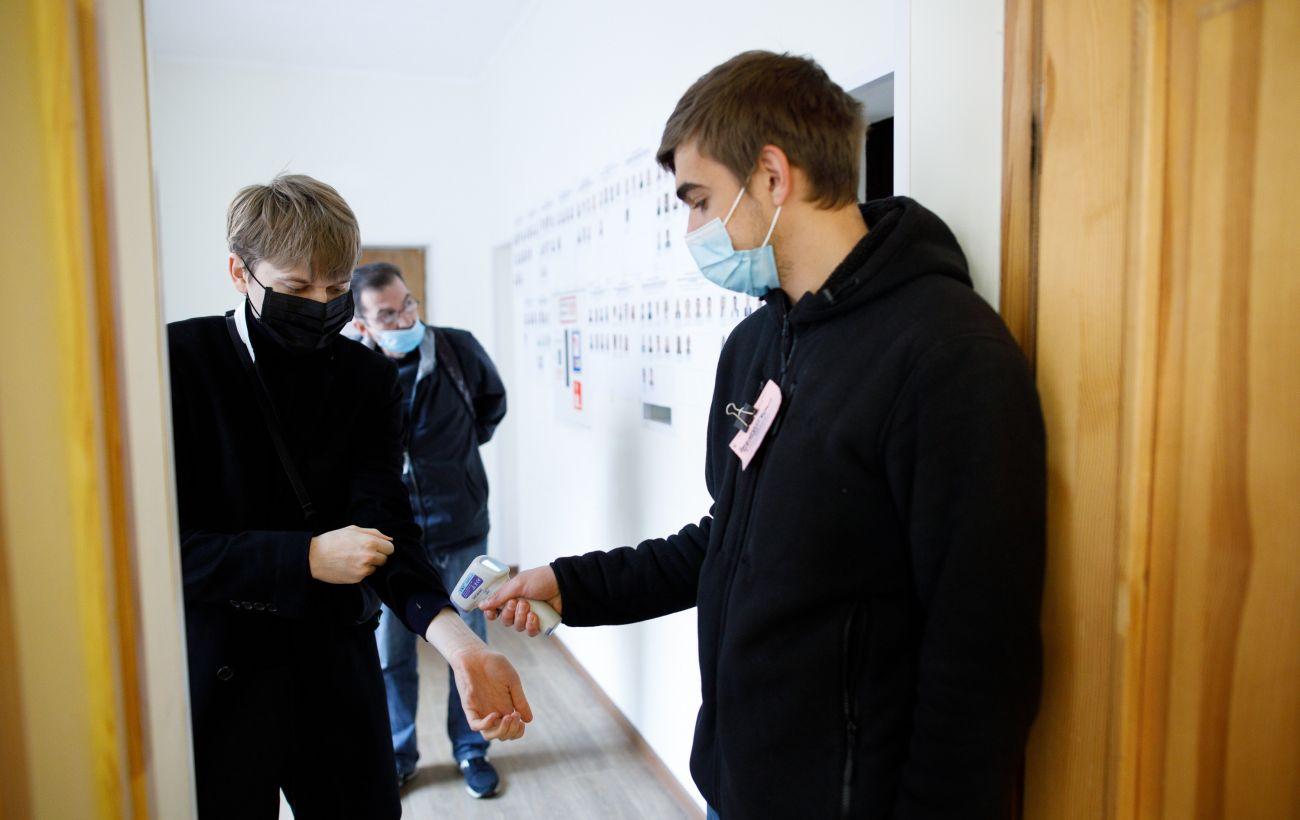 Выборы не должны привести к вспышке коронавируса, - Ляшко