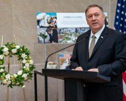 Помпео призвал Азербайджан и Армению вернуться к переговорам