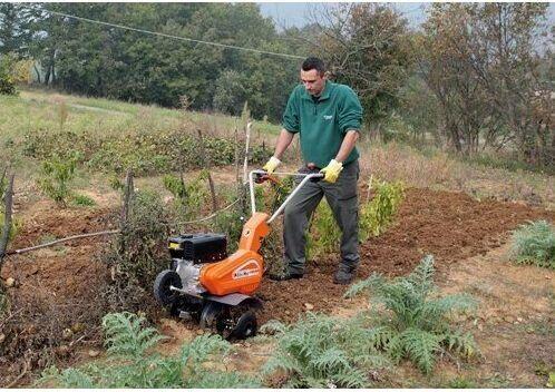 Культиватор для удобства обработки земли