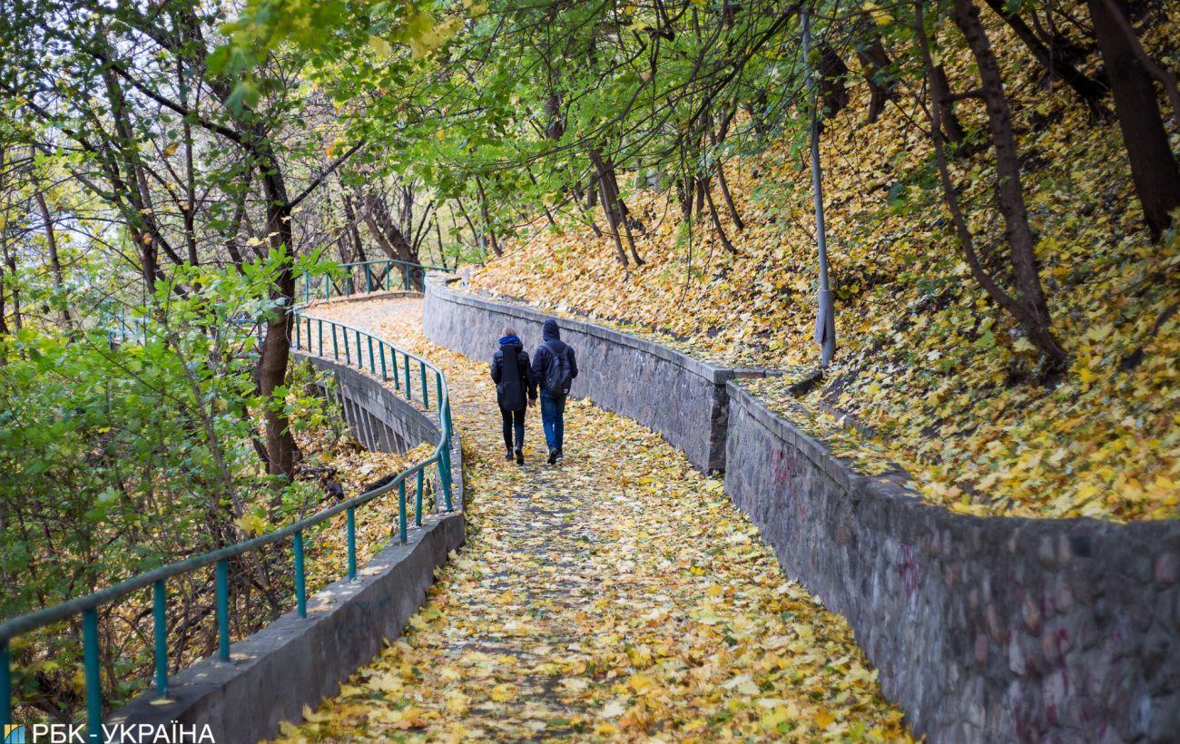 До +22 и дожди в половине областей: погода в Украине на сегодня