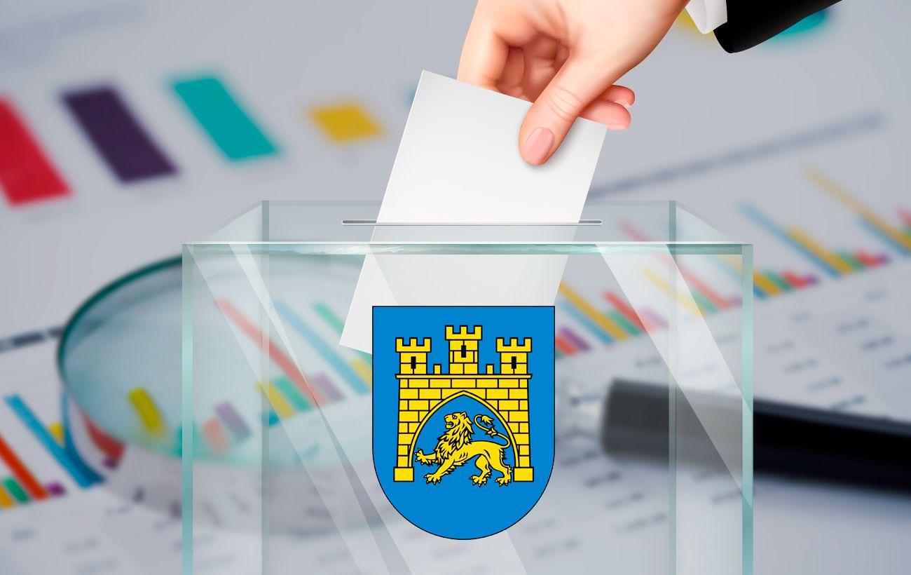 Результаты местных выборов во Львове