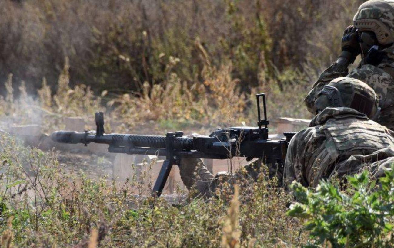За сутки боевики дважды нарушили тишину на Донбассе