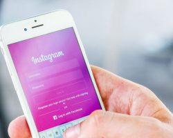 В работе Instagram случился сбой
