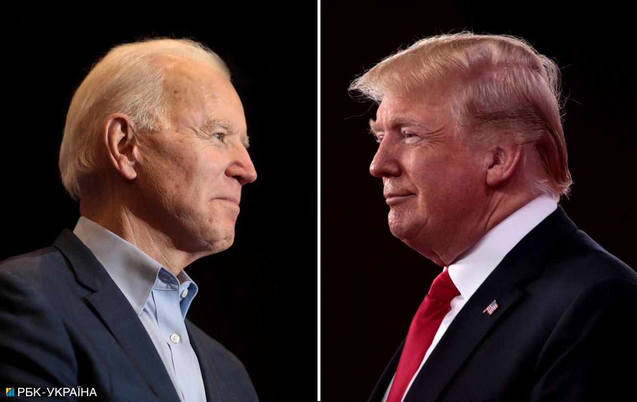 В США рассказали, как изменят правила дебатов Трампа и Байдена