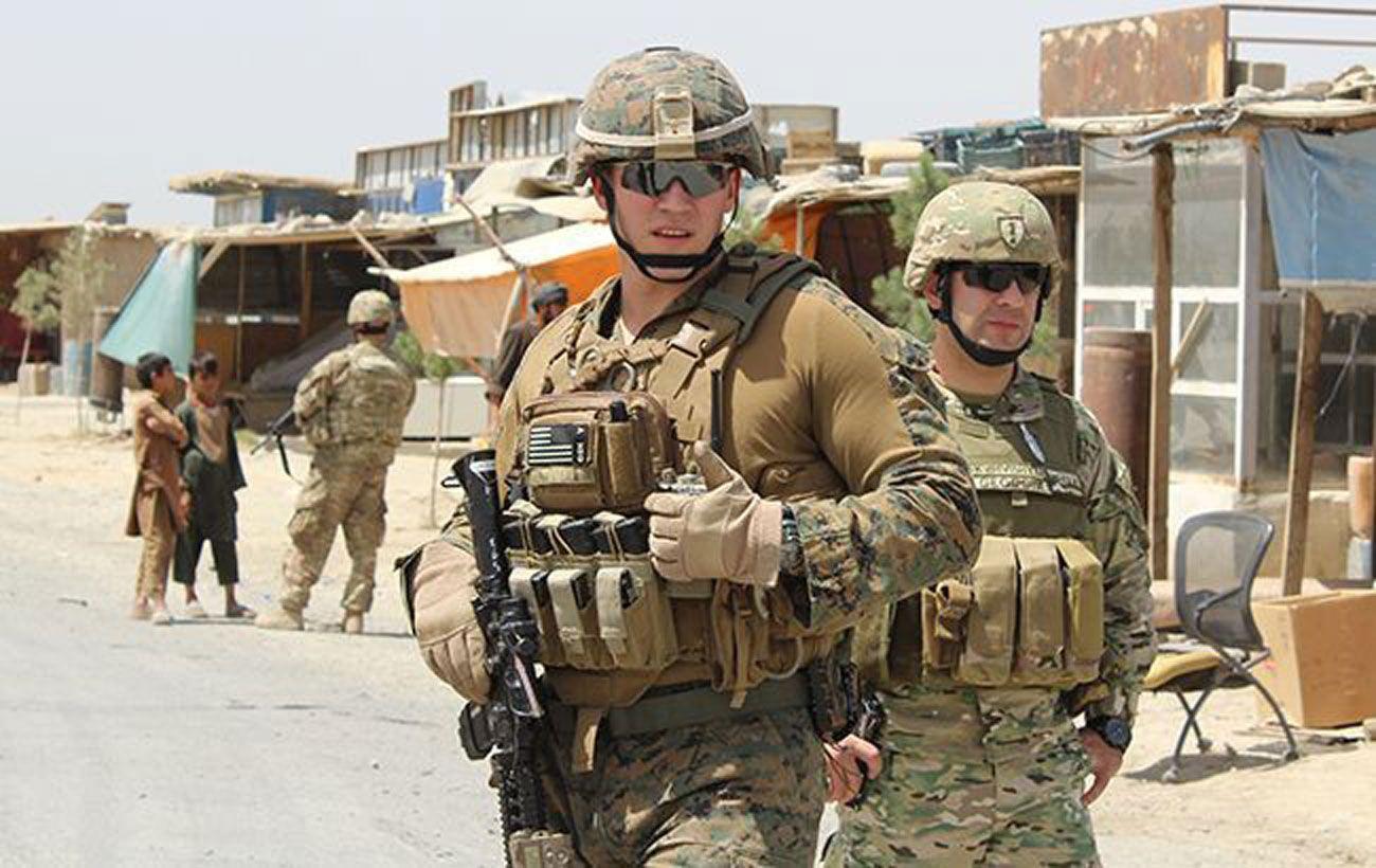 США еще вдвое сократят свой контингент в Афганистане, - помощник Трампа