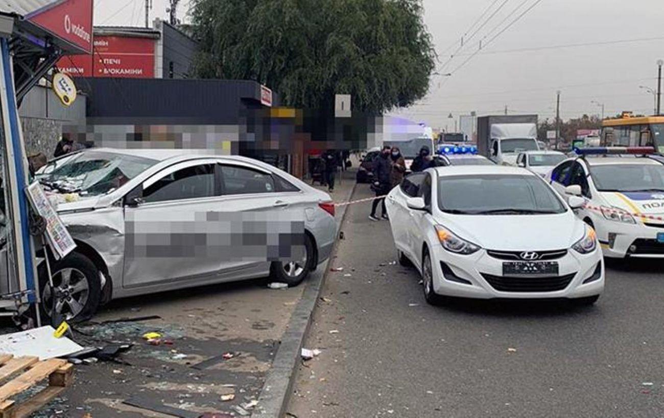 Смертельное ДТП в Киеве: суд взял под стражу таксиста