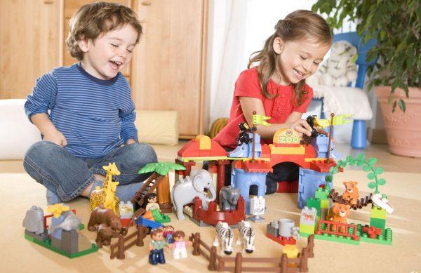 Где купить хороший конструктор для детей все возрастов