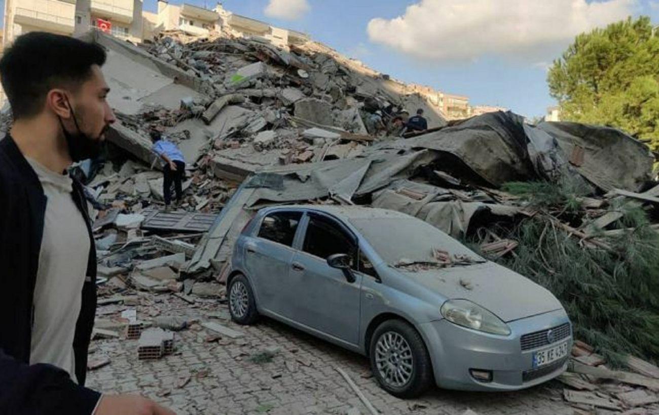Число жертв землетрясения в Турции возросло