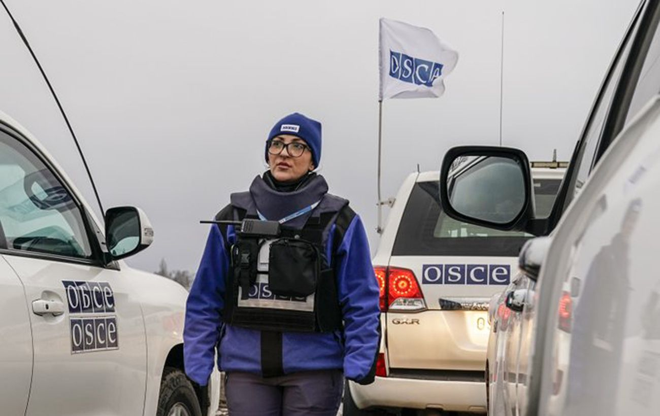 Количество нарушений перемирия на Донбассе увеличилось почти вдвое, - ОБСЕ
