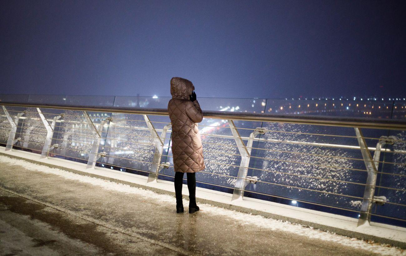 Дождь и мокрый снег: прогноз погоды на ближайшие три дня