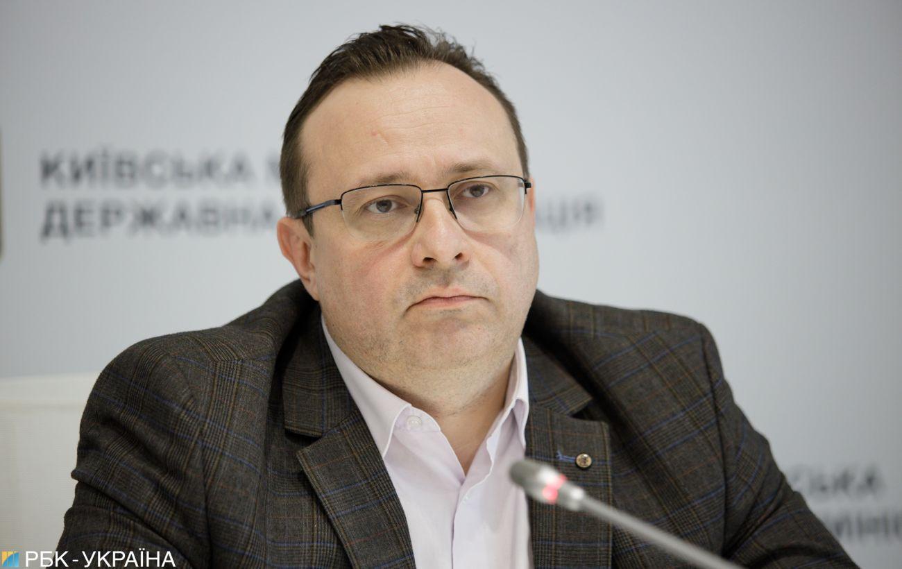 Рубан о скачке заболеваемости COVID-19 в Киеве: дальше будет еще больше