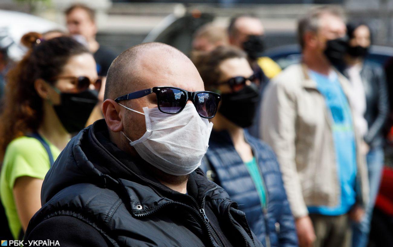 В Украине 12 496 новых случаев коронавируса