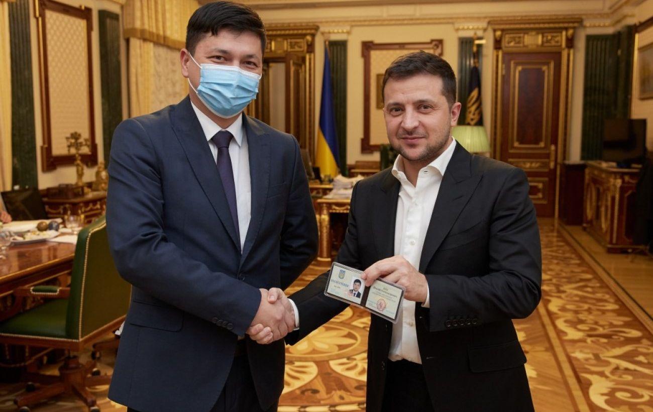 Зеленский назначил главу Николаевской ОГА