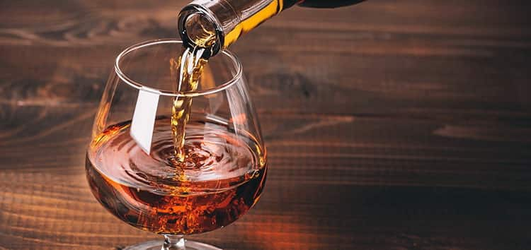 Влияние элитного алкоголя на организм человека