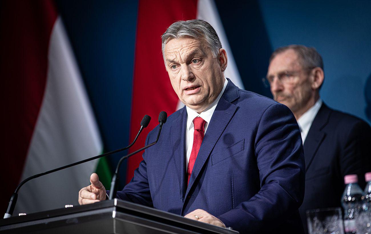 Премьер Венгрии пригрозил ветировать бюджет ЕС