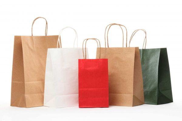 Бумажные пакеты для вашего бизнеса