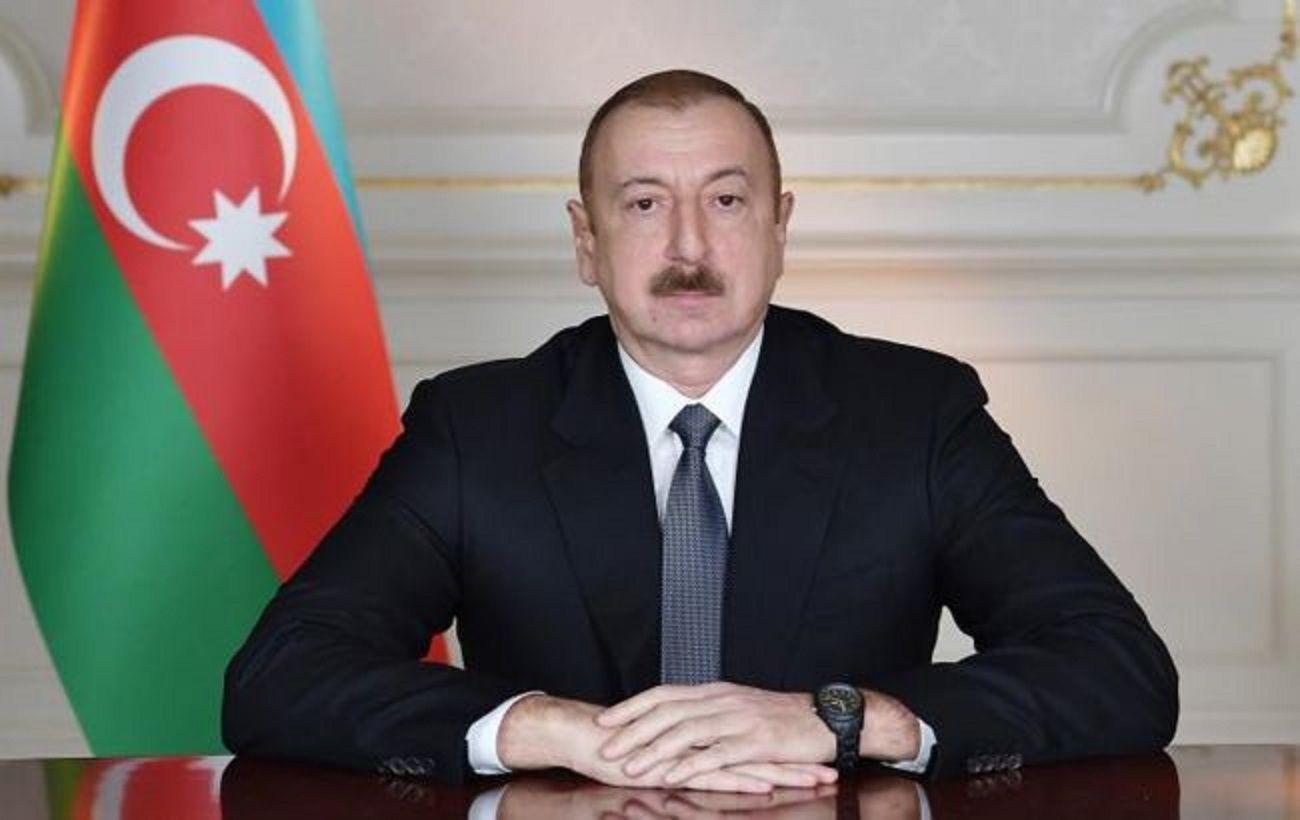 Алиев извинился перед Путиным за сбитый российский вертолет