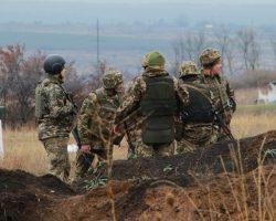 В зоне ООС военные сбили беспилотник боевиков
