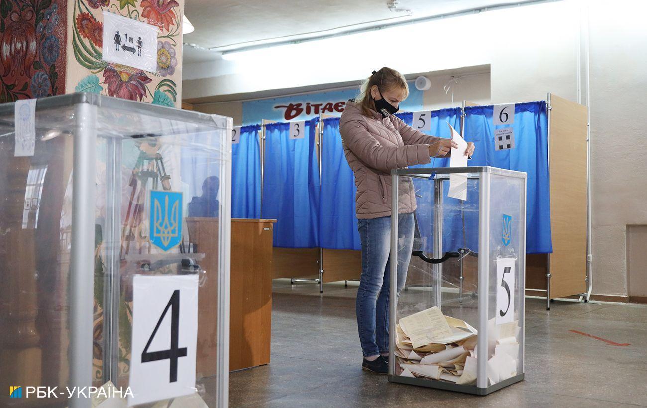 Во Львове и Ужгороде зафиксированы нарушения на выборах: полиция открыла дела
