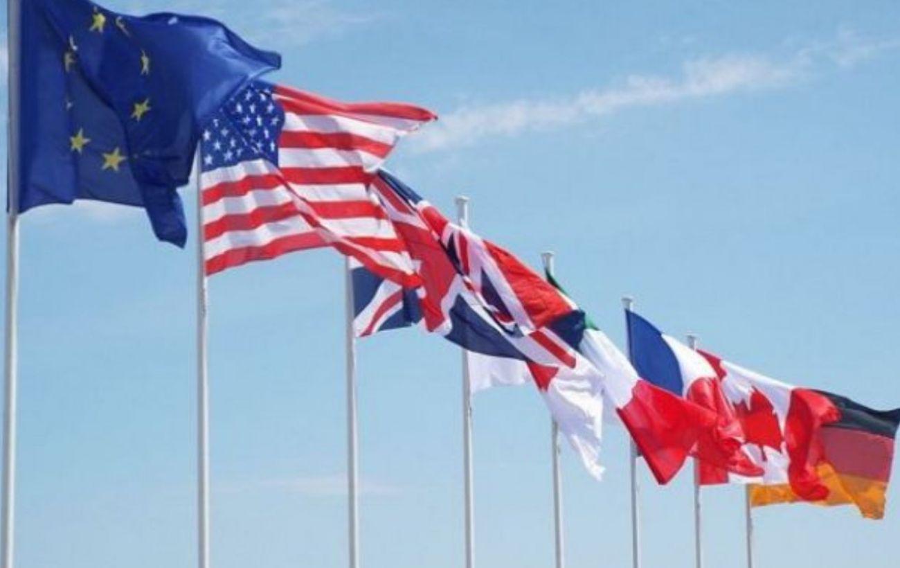 В G7 призвали Украину к быстрым действиям из-за кризиса в КСУ