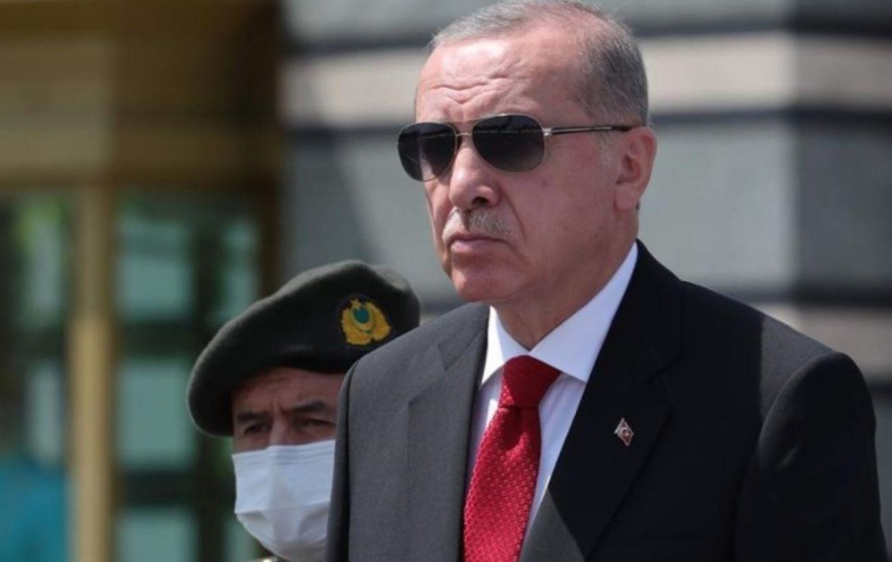 Подождал несколько дней: Эрдоган поздравил Байдена с победой на выборах в США
