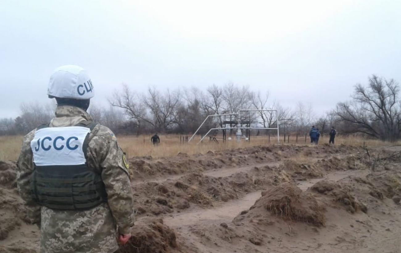 ОБСЕ заметила три поезда у границы с Россией на Донбассе