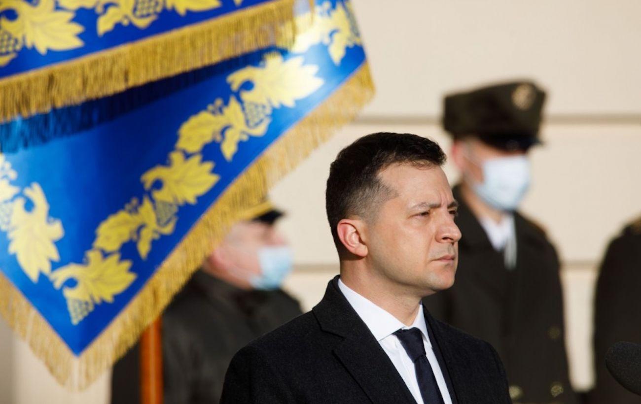 Зеленский: мы заинтересованы в мире на Донбассе, но Россия все блокирует
