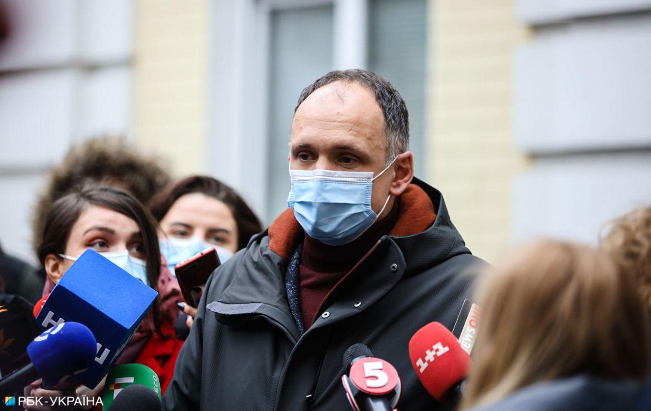 Суд по Татарову перенесли из-за неразберихи с передачей дела в СБУ