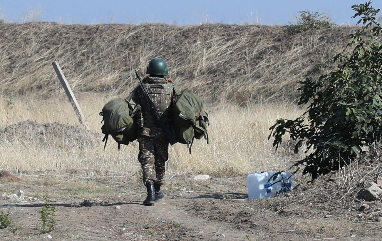 В Нагорном Карабахе впервые с начала перемирия заявили о перестрелке