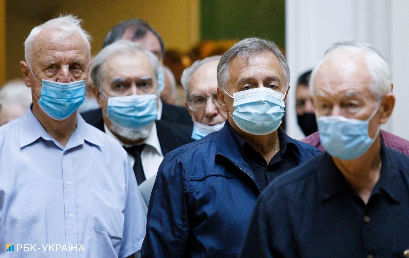 В Украине 8513 новых случаев коронавируса и более 14 тысяч выздоровевших