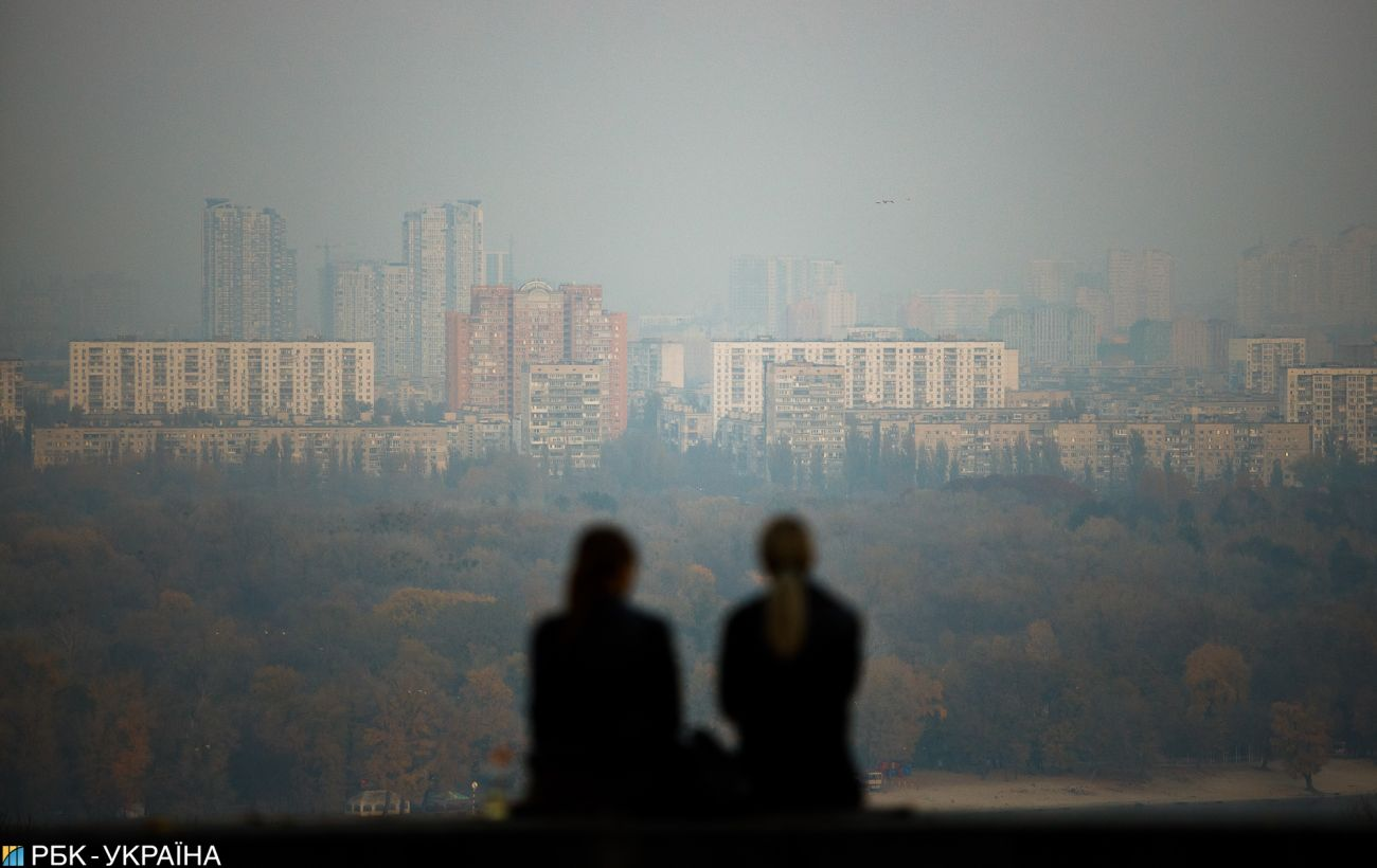 Киев накроет туман, он продержится до завтра
