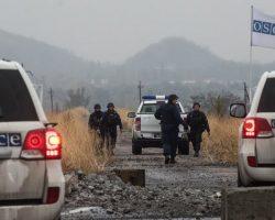 ОБСЕ зафиксировала более 50 нарушений перемирия в Луганской области за сутки