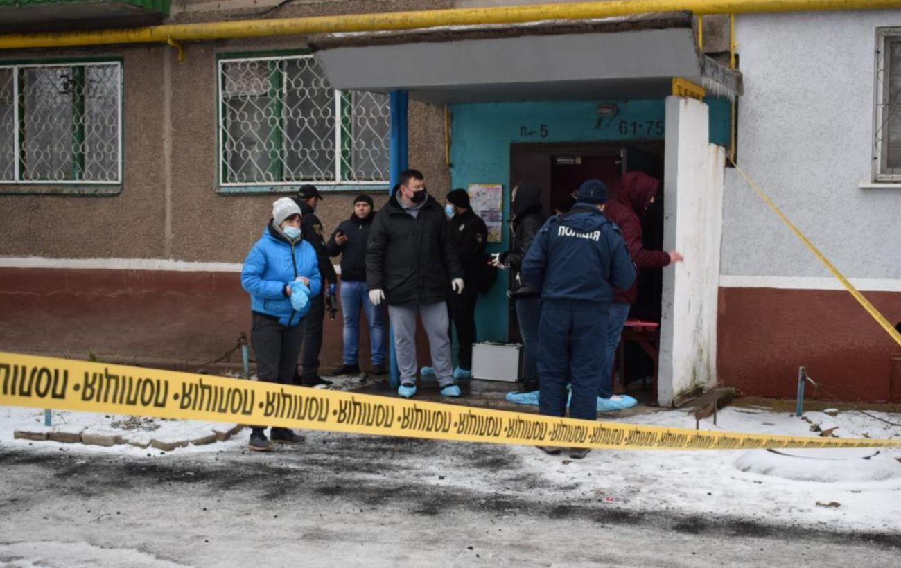 В Славянске расследуют тройное убийство