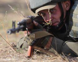 Боевики обстреливали позиции ООС из гранатометов и пулеметов