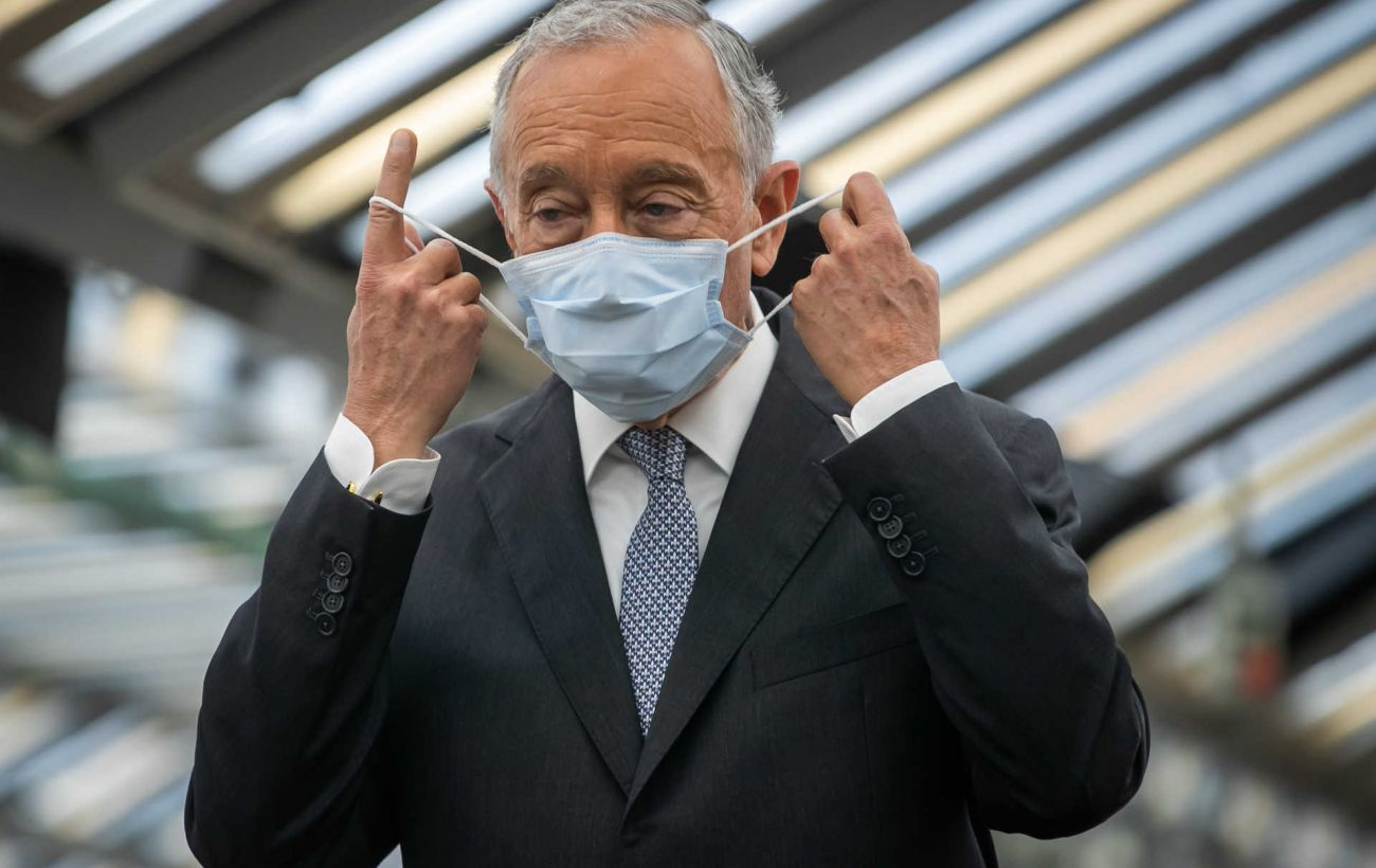 Президент Португалии заболел коронавирусом