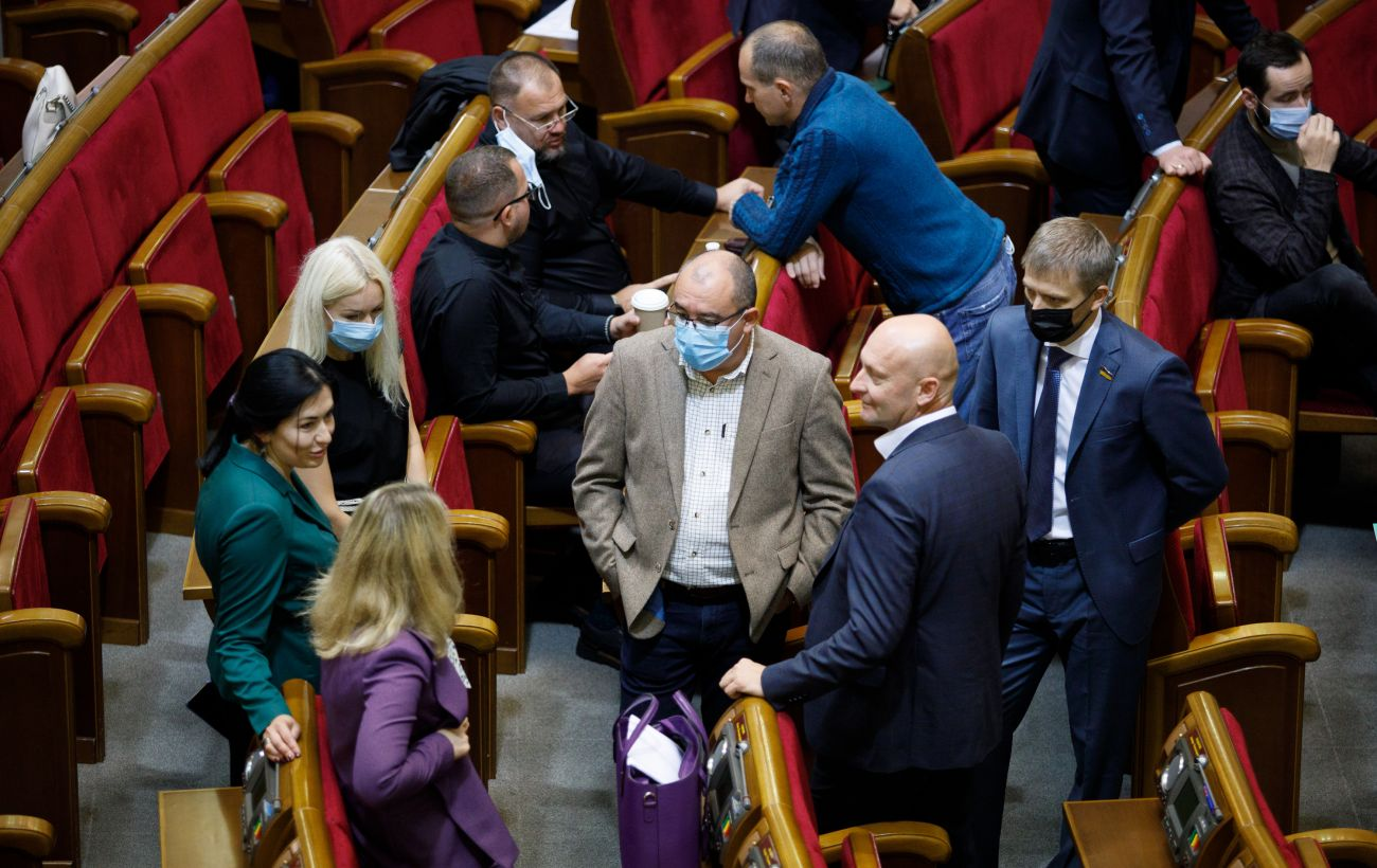В Харьковском горсовете просят парламент назначить перевыборы мэра
