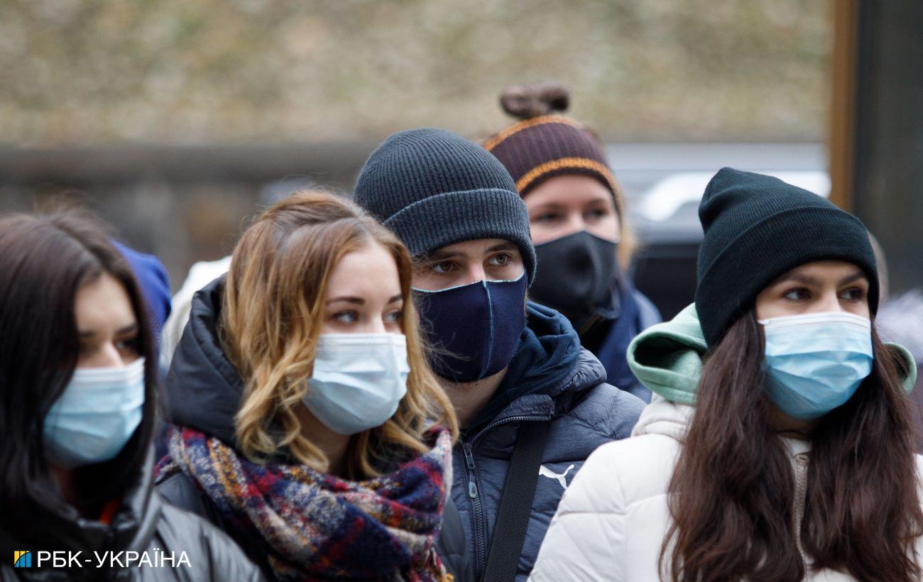 В Украине 2 516 новых случаев коронавируса. Это минимум за четыре месяца