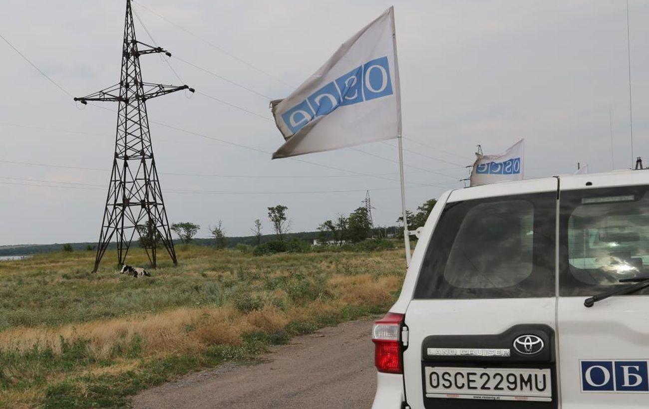 ОБСЕ зафиксировала почти 220 нарушений на Донбассе за сутки