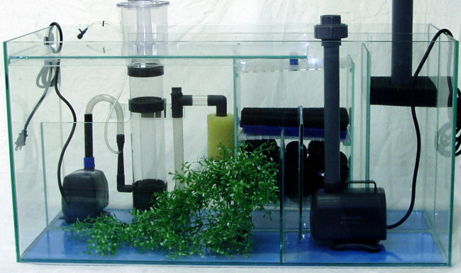 Качественные фильтры для аквариума