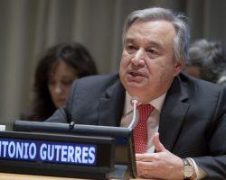 Миру грозит распад из-за США и Китая, - генсек ООН