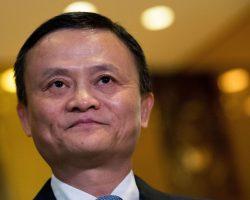 Китайский миллиардер Джек Ма впервые за три месяца появился на публике