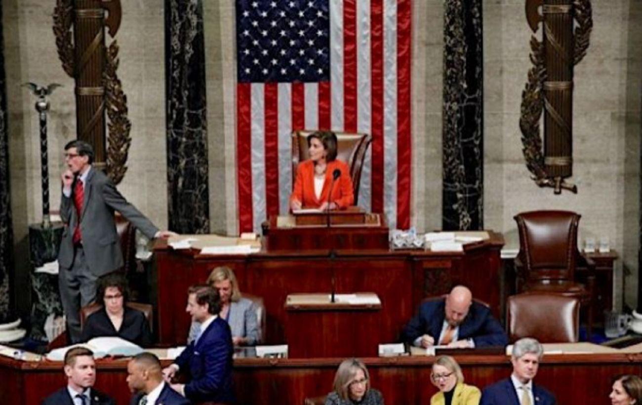 Палата представителей США призовет Пенса отстранить Трампа от власти, - Пелоси