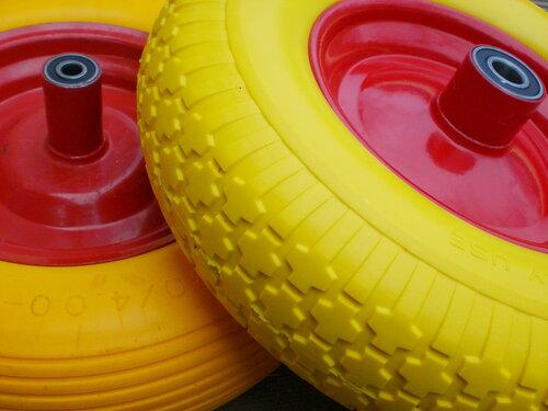 Качественные полиуретановые колеса от отечественного производителя