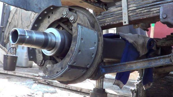 Качественные тормозные колодки на Камаз по ценам от производителя