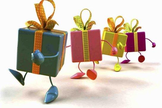 Ідеї кращих подарунків подрузі на її день народження