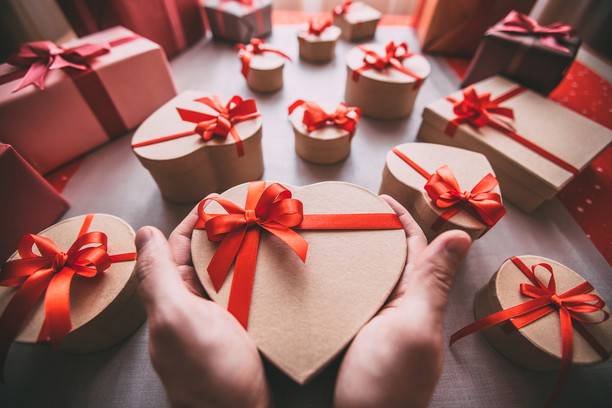 Лучшие подарки к 14 февраля