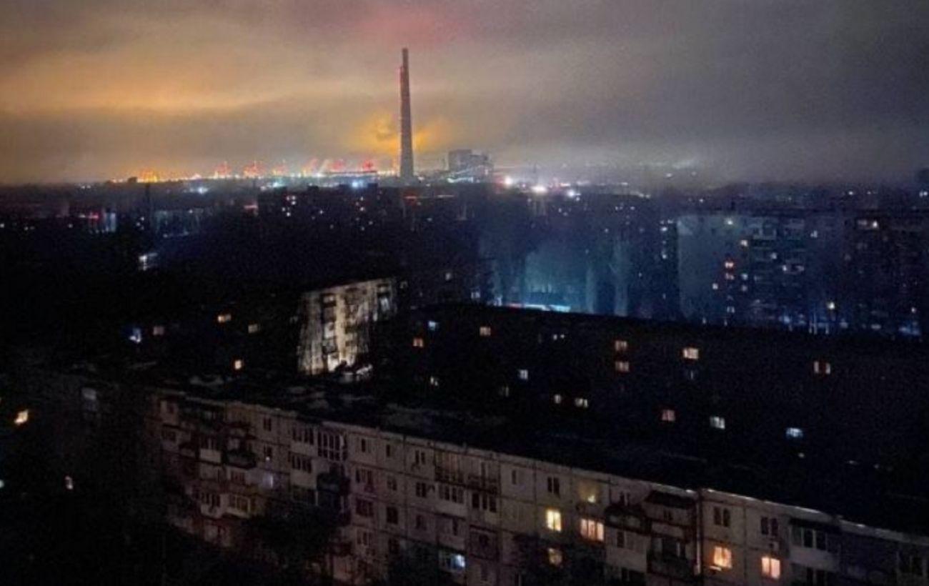 Причины аварии на Запорожской ТЭС будет расследовать специальная комиссия