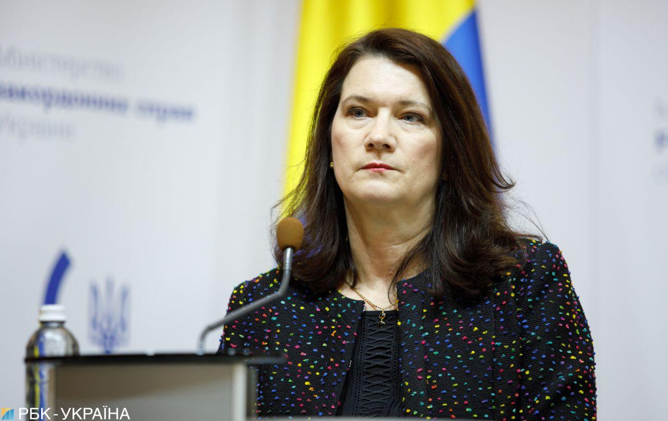 Ситуация на Донбассе нуждается в участии ОБСЕ, - Линде