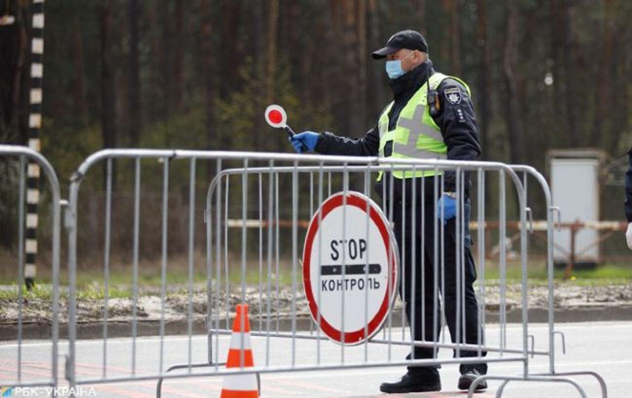 COVID-вспышка в Ивано-Франковской области: устанавливают карантинные блокпосты