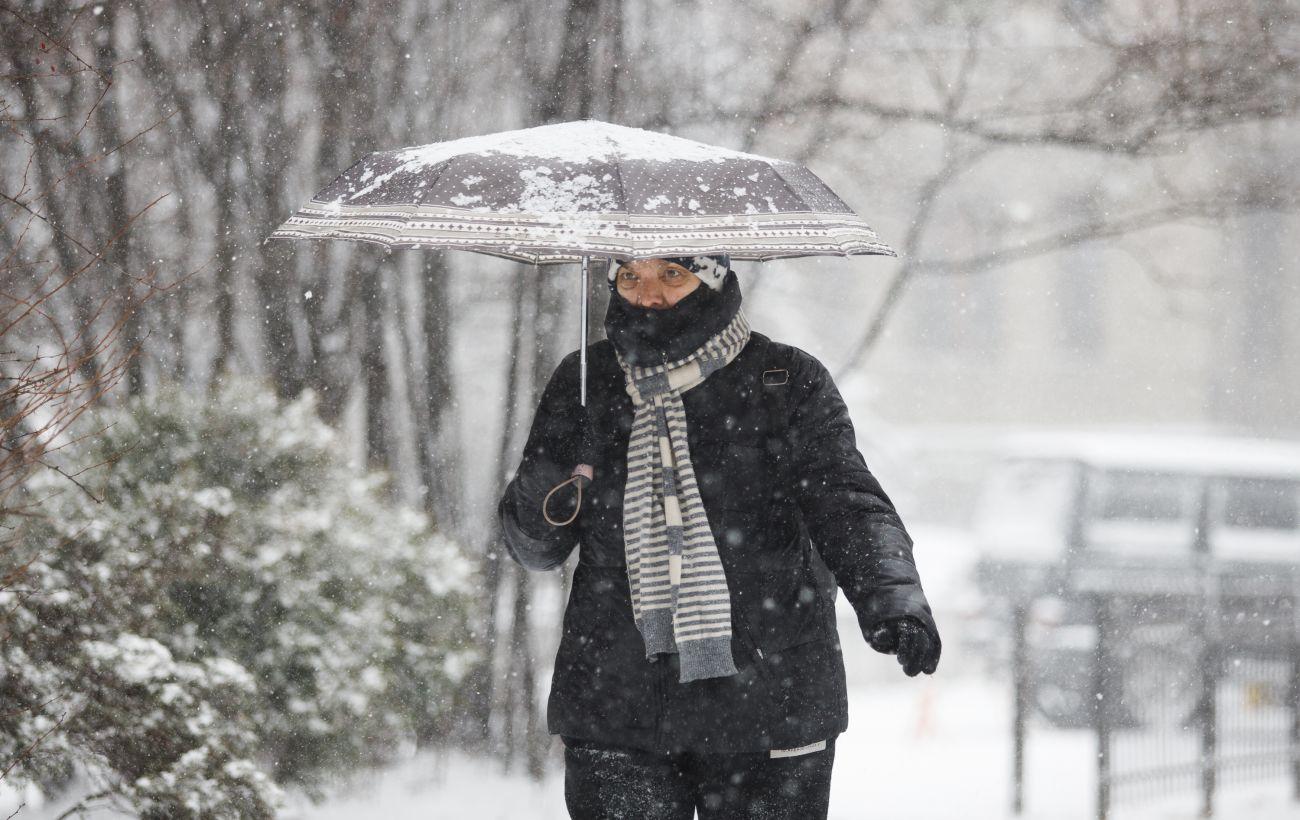 Снегопады и до -20 мороза: какой будет погода сегодня
